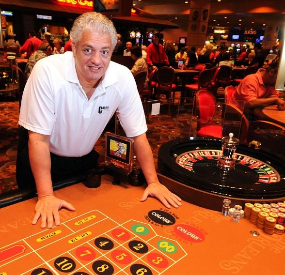 New Roulette bet at Orleans Casino