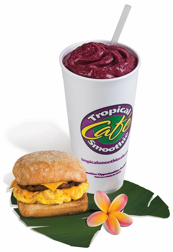 Tropical Smoothie Café Celebrates 10 Years in Las Vegas Valley