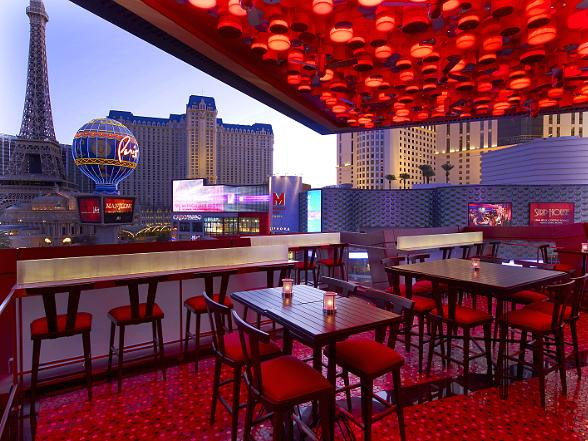 "Comme Ça Las Vegas Premieres Weekly Soiree for Locals, ""View Thursdays"""