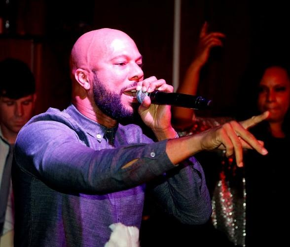 Common performance at Hyde Bellagio, Las Vegas