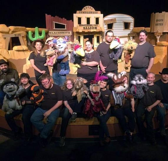 The Las Vegas Family Puppet Theater Company