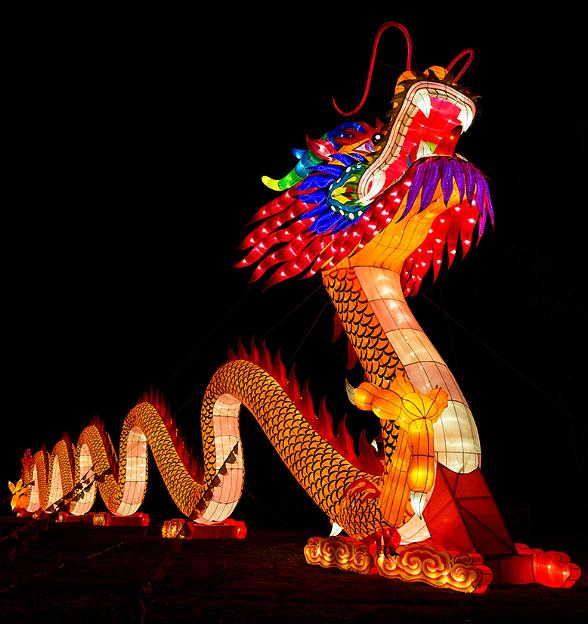 world class china lights festival coming to craig ranch regional