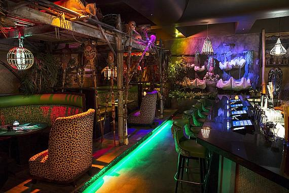 The Golden Tiki Celebrates Two-Year Anniversary with Claire Sinclair July 23