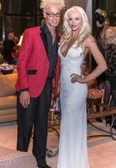 MURRAY and CHLOE give Tribute to Vintage Vegas at The Riviera Hotel & Casino!
