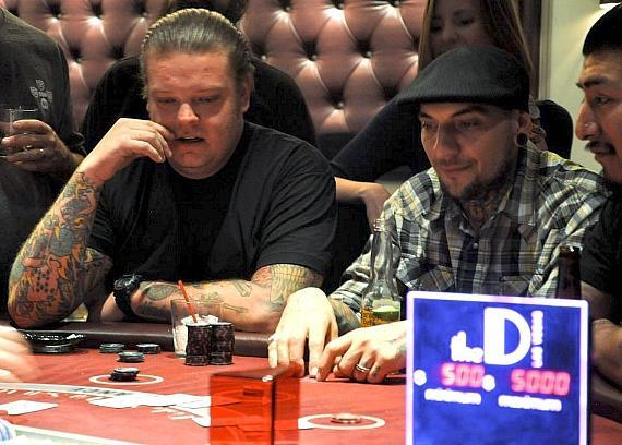 "Pawn Stars' Corey ""Big Hoss"" Harrison celebrates 30th Birthday at the D Las Vegas"