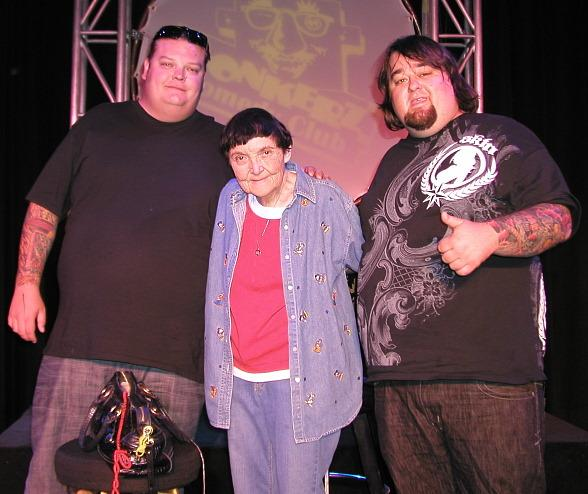 "Pawn Stars Corey ""Big Hoss"" Harrison and Chumlee Check Out Grandma Lee"