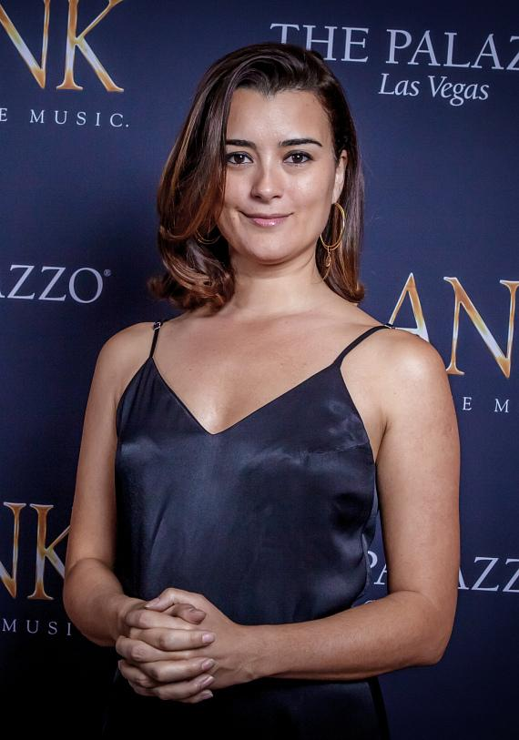 Cote de Pablo, actress on NCIS