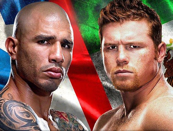 Tickets for Miguel Cotto vs. Canelo Alvarez go on sale TODAY, August 25 at 10:00am PT