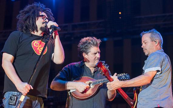 Counting Crows perform at Downtown Las Vegas Events Center