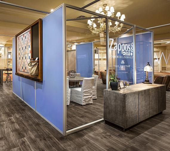 Coworking Powered by Zappos at The Venetian