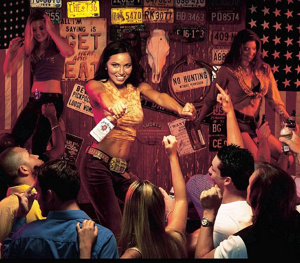 Coyote Ugly Bar &amp; Dance Saloon 