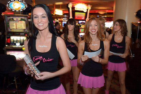 Crazy Girls at The Riviera Hotel & Casino in Las Vegas