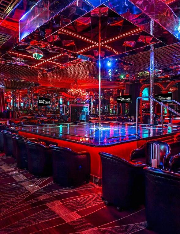 Crazy Horse III Las Vegas to Launch 'Hockey at The Horse' Viewing Parties