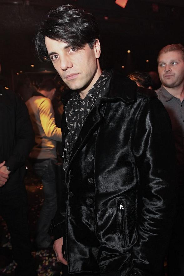 Criss Angel at Moon Nightclub in Las Vegas