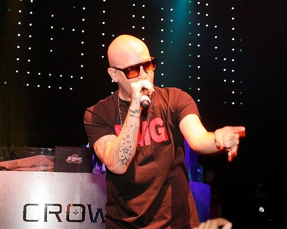 Tino Cochino at Crown Theater in The Rio
