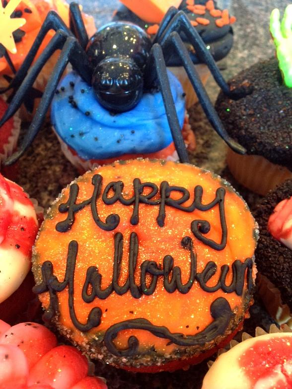 Halloween Lovers Can Get Their Spooky Treats Just in Time at The Cupcakery