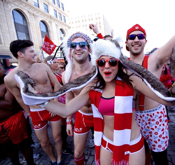 Commonwealth to Partner with Cupid's Undie Run to Raise Money for Children's Tumor Foundation Feb. 14