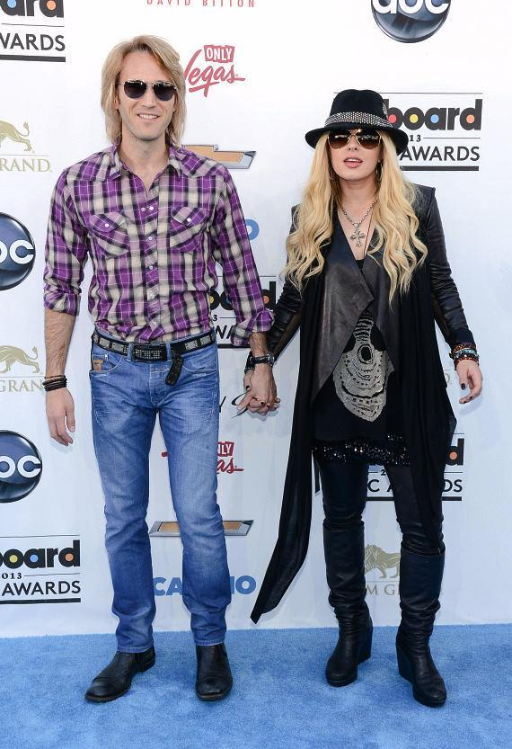 Cyril Niccolai and Orianthi