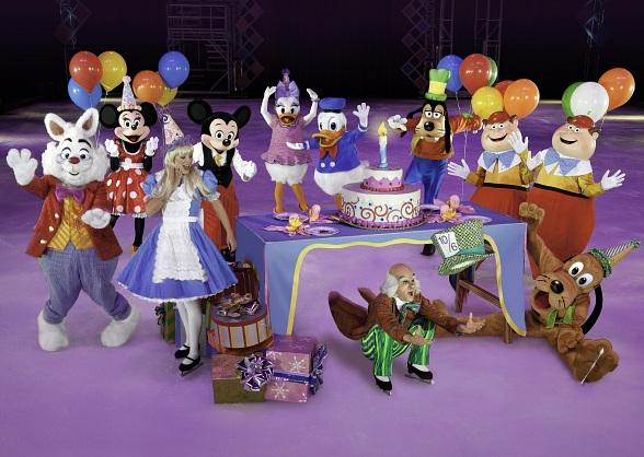 """Disney On Ice presents Let's Celebrate!"" Tickets on Sale Dec. 6"