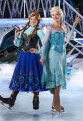 """Disney On Ice presents Frozen"" at Thomas & Mack Center Jan. 6-11"