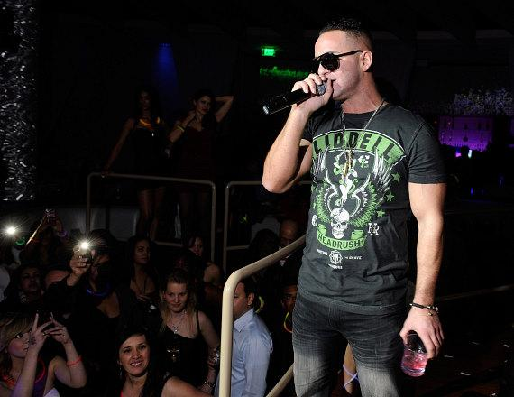 "Mike ""The Situation"" Sorrentino at RPM Nightclub"