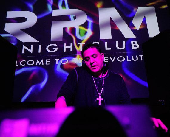 DJ Skribble at RPM Nightclub
