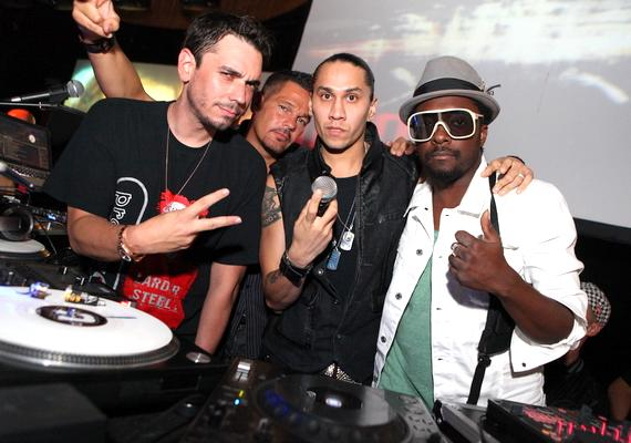 DJ AM & Black Eyed Peas