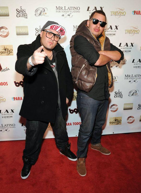 DJ Kane and MAFFIO at LAX Nightclub
