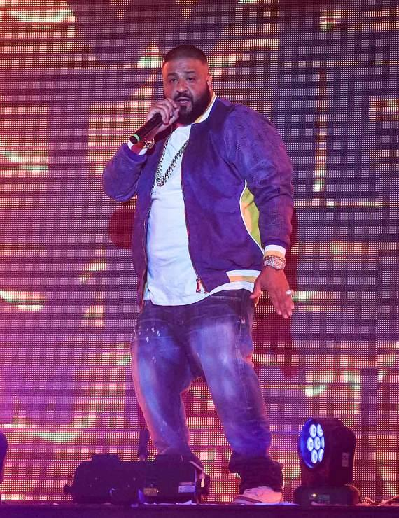DJ Khaled Performs at TAO
