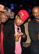 Ne-Yo Hosts an Unforgettable Night at Chateau Nightclub & Rooftop at Paris Las Vegas
