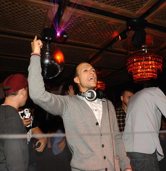 DJ Vice celebrates his birthday at LAVO