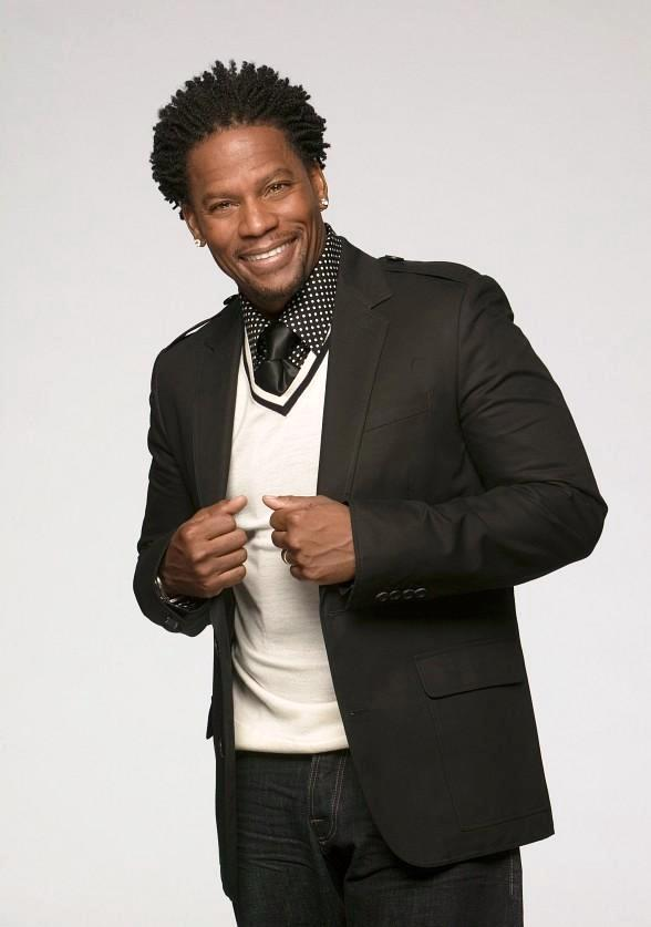 Dancing With The Stars Alum D.L. Hughley Brings His Comedy Routine to The Orleans Showroom June 14-15