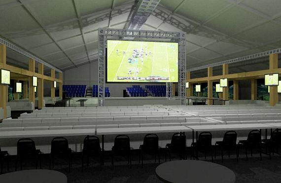 DLVEC Big Game Bash Seating