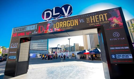 "Downtown Las Vegas Event Center hosts ""Knockout Night at the D"""
