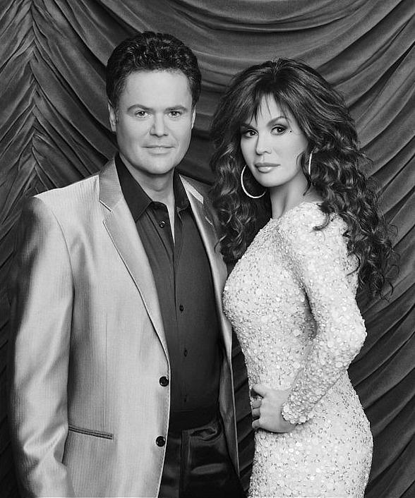 Donny & Marie Tickets Specially Priced Tickets to Benefit Nevada Public Radio June 13-16