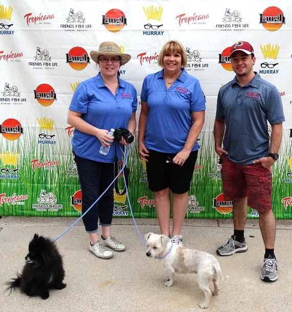 'Beggin' for Golf'  Tournament for 'Friends For Life Humane Society' at Siena Golf Club
