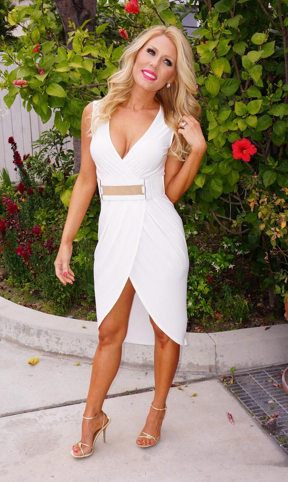 STK Las Vegas Throws 3rd Annual End-of-Summer White Attire Affair hosted by BRAVO-TV Reality Star Gretchen Christine Rossi