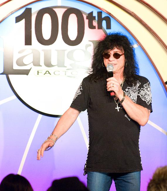 "Paul Shortino, famous as the lead singer of Quiet Riot, closes the show with a stunning performance of the Etta James song ""At Last"""