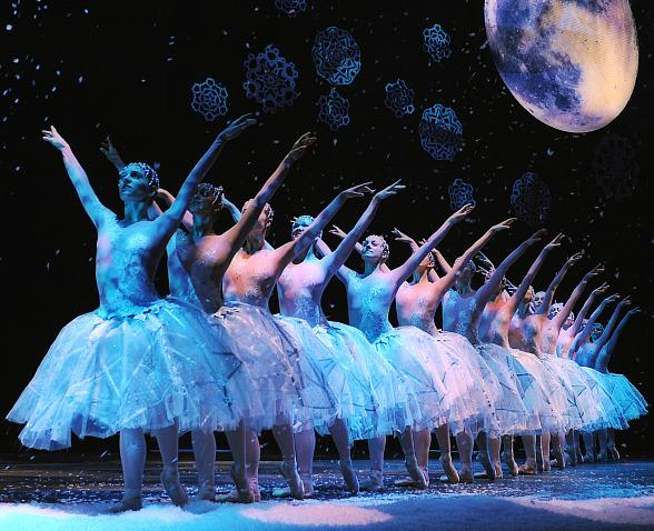 The Nevada Ballet Theatre presents The Nutcracker