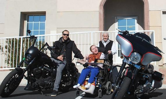 Harleys – Hot Rods – for Human Services: A FUNraiser to benefit Seniors and the Intellectually Disabled