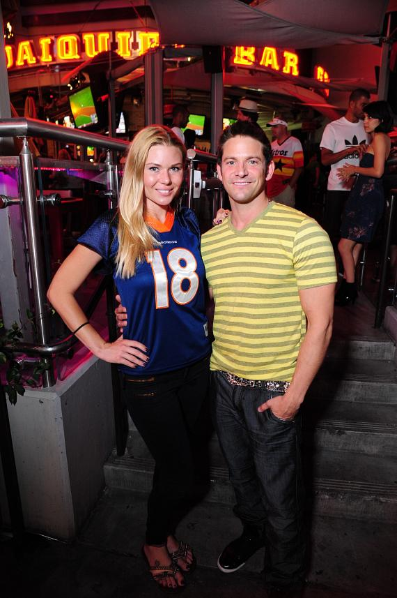 "Christina ""CC"" Christensen and Jeff Timmons"