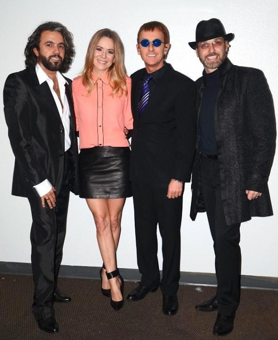 The Australian Bee Gees Show Relives Historic Night with Véronic DiCaire