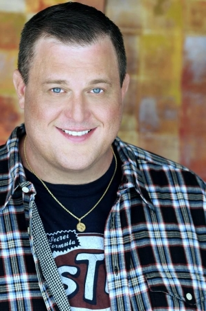 'Mike & Molly' Star Billy Gardell Returns to Treasure Island November 27