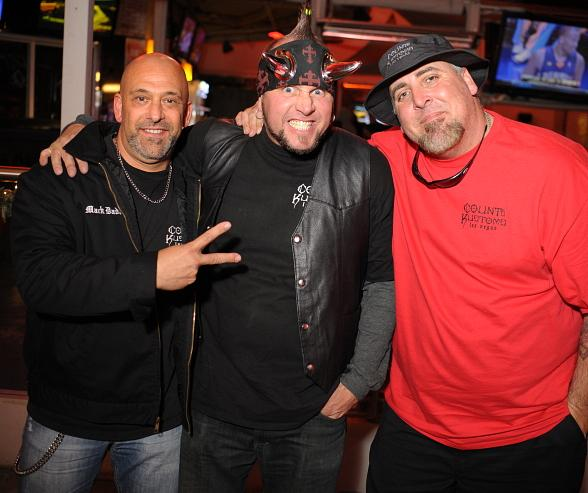 Kevin, Horny Mike and Scott from 'Counting Cars'