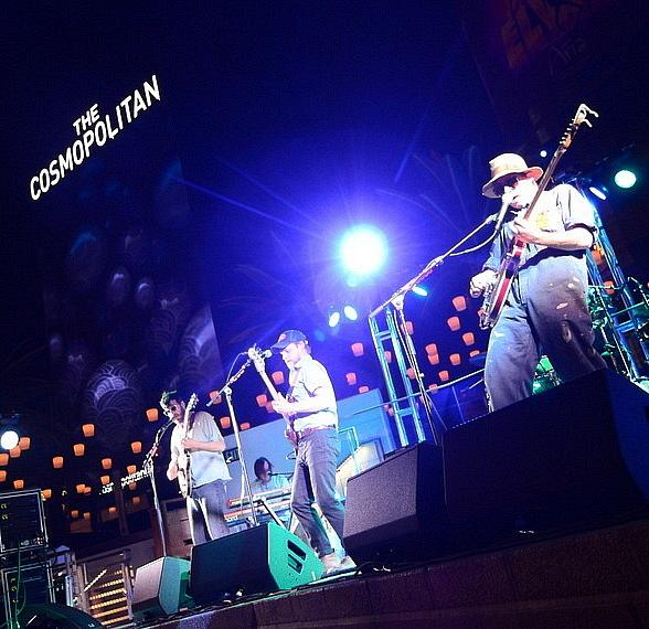 Dr. Dog Kicks Off Thursdays Live at the Boulevard Pool at The Cosmopolitan of Las Vegas