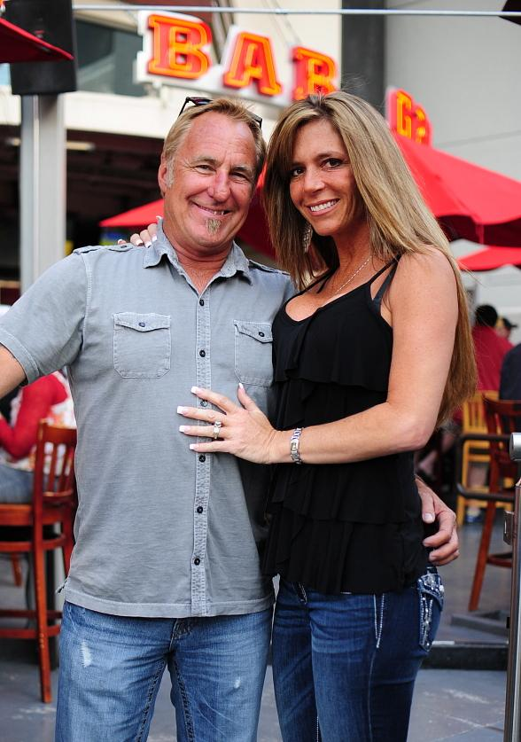Rick & Kelly Dale from History's American Restoration went 'On Air