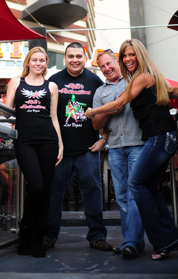 Rick & Kelly Dale from History's American Restoration go 'On Air