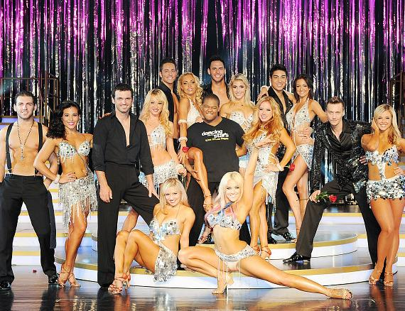 Dancing With The Stars: Live In Las Vegas returns to The New Tropicana Las Vegas in March 2013