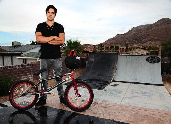 'On Air with Robert & CC' to Interview BMX Extraordinaire Ricardo Laguna at Rockhouse April 11
