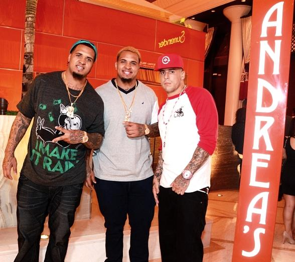 Maurkice Pouncey, Mike Pouncey, Aaron Hernandez